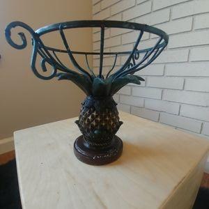 Other - Pineapple decorative fruit holder centerpiece